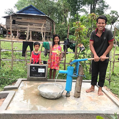 Gift of a Water Well